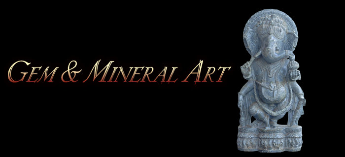 Gem and Mineral Art