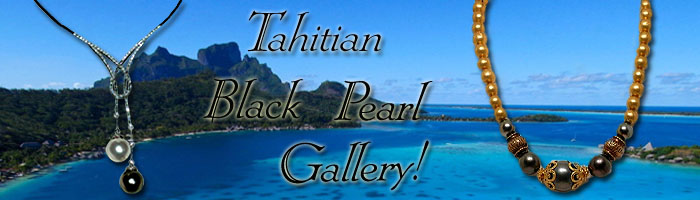 Tahitian Black Pearl Jewelry