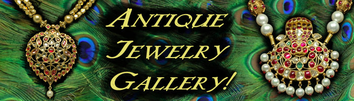 Antique Asian Jewelry